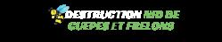 Destruction nid de guêpes & frelons Logo